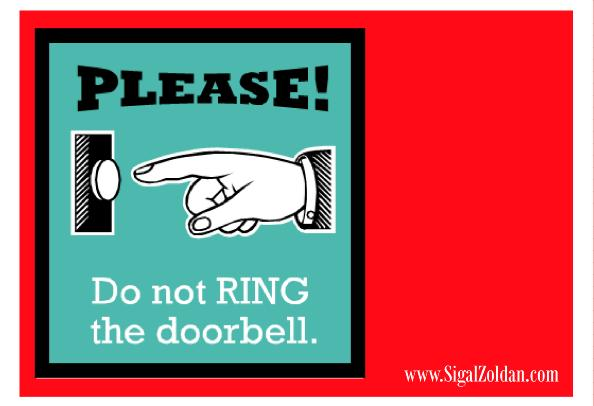 do not ring