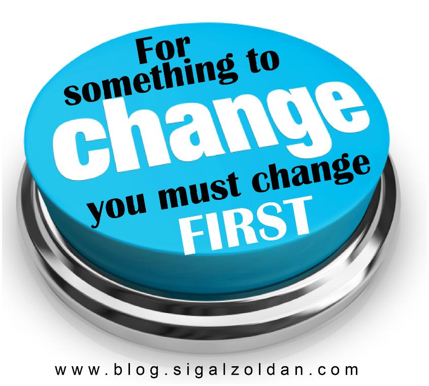 you must change 1st