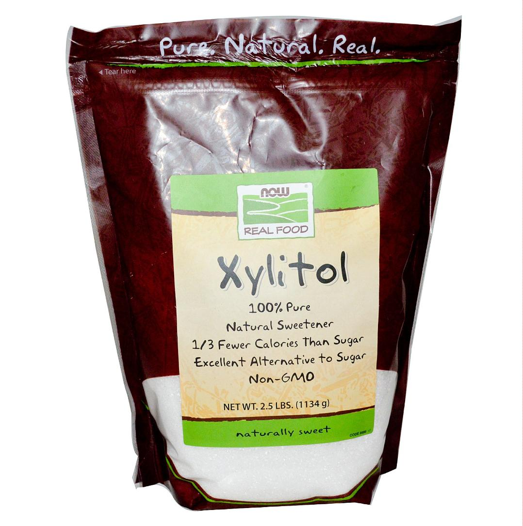 xylitol-brown bag